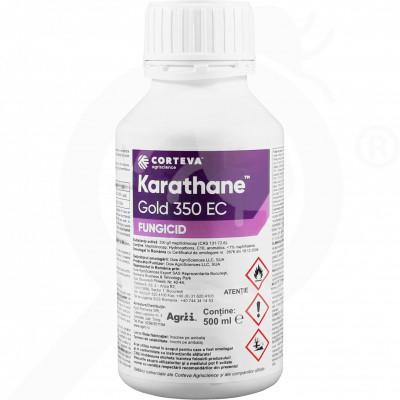 eu corteva fungicide karathane gold 350 ec 500 ml - 1
