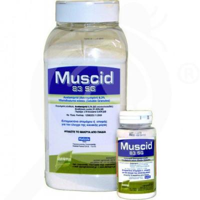 eu kwizda insecticide muscid 83 sg 900 g - 0