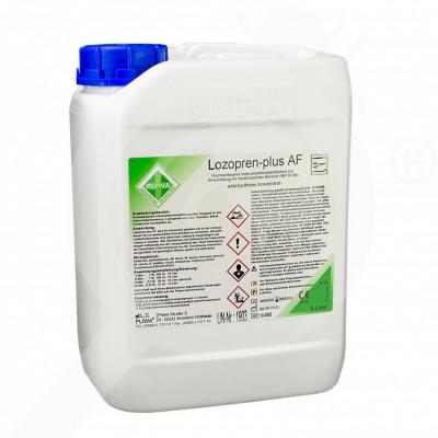 eu pliwa disinfectant lozopren plus afb - 0
