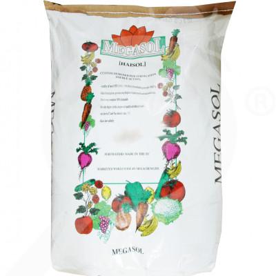 eu rosier fertilizer megasol 15 30 15 25 kg - 0