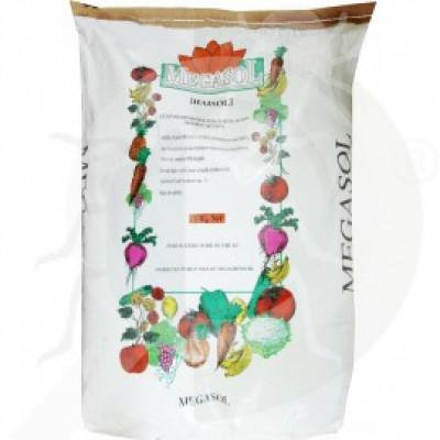 eu rosier fertilizer megasol 15 05 30 25 kg - 0