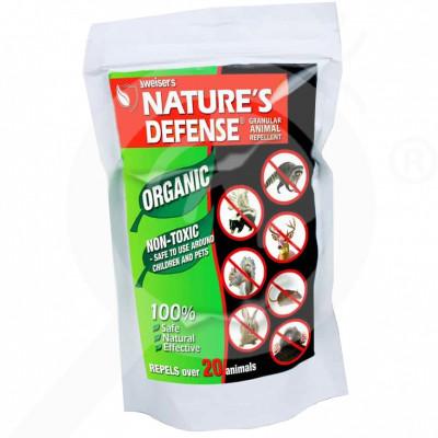 eu bird x repellent nature s defense animal repellent 1 36 kg - 2