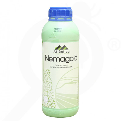 eu atlantica agricola fertilizer nemagold 1 l - 0