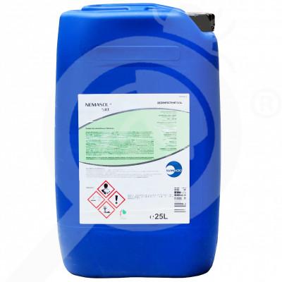 eu summi agro dezinfectant sol nemasol 510 25 litri - 1