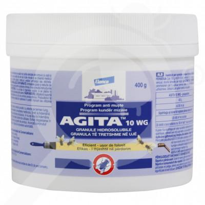 novartis insecticide agita 10 wg 400 g - 1