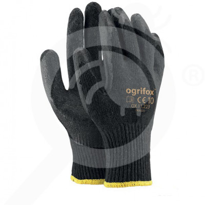 ogrifox safety equipment gloves ox dragos latex - 3