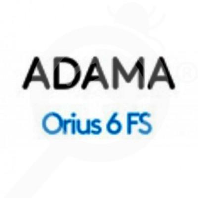 eu adama seed treatment orius 6 fs 5 l - 0