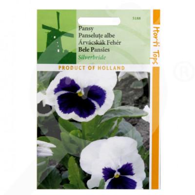eu pieterpikzonen seed viola swiss giant silverbride 0 2 g - 1