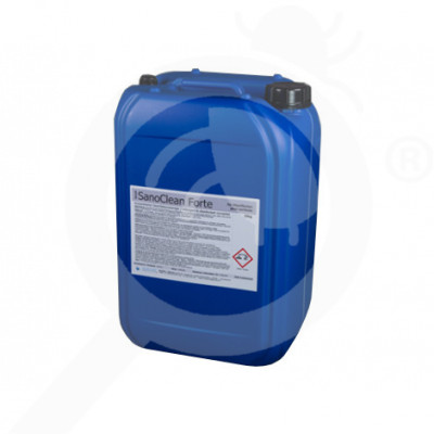 sanosil ag disinfectants sano clean forte ag 5 litres - 1