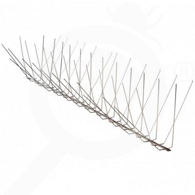 eu nixalite repellent pigeon spikes 1 2 m - 1