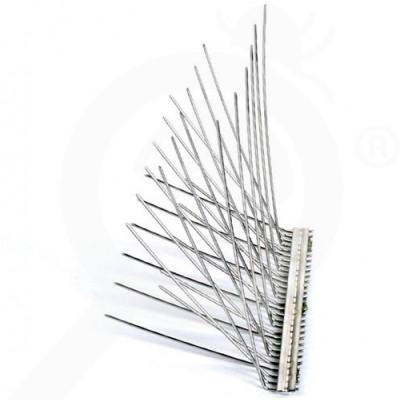 eu nixalite repellent bird spikes h model 1 2 m - 1