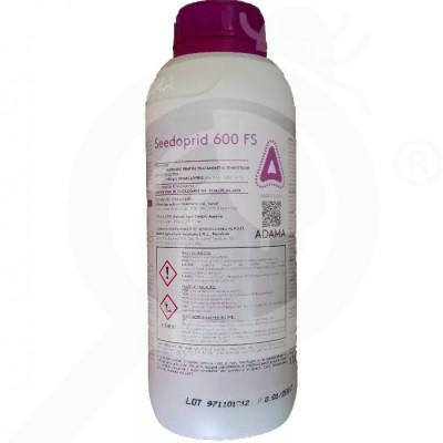 eu adama seed treatment seedoprid 600 fs 1 l - 0