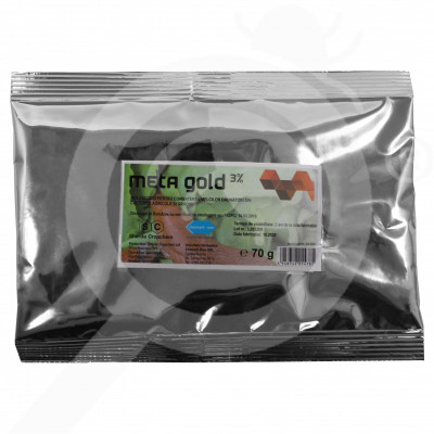 eu sharda cropchem molluscocide meta gold 3 gb 70 g - 1