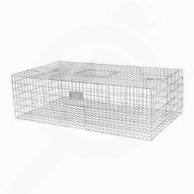eu bird x trap pigeon trap 89x41x20 cm - 2