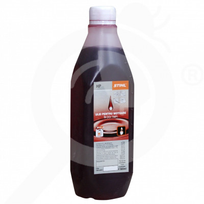 eu stihl accessories oil hp 2t 500 ml - 1