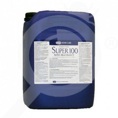 eu gnld professional detergent super 100 25 l - 0