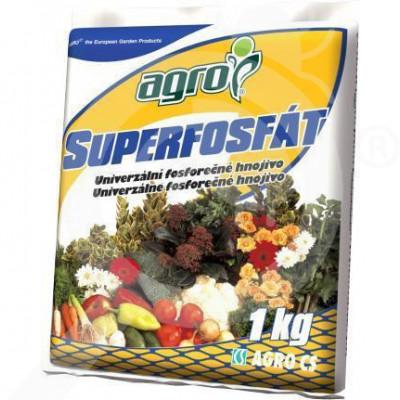 eu agro cs fertilizer superphosphate 1 kg - 0