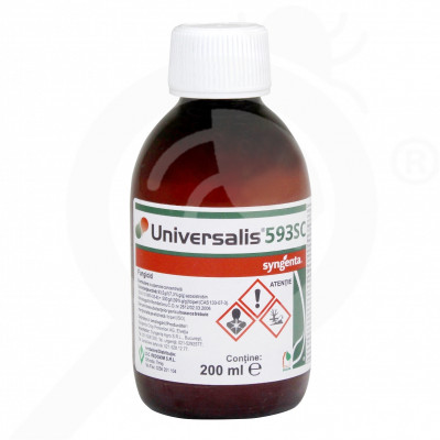 eu syngenta fungicid universalis 593 sc 200 ml - 1