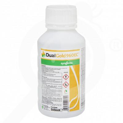 eu syngenta erbicid dual gold 960 ec 500 ml - 1