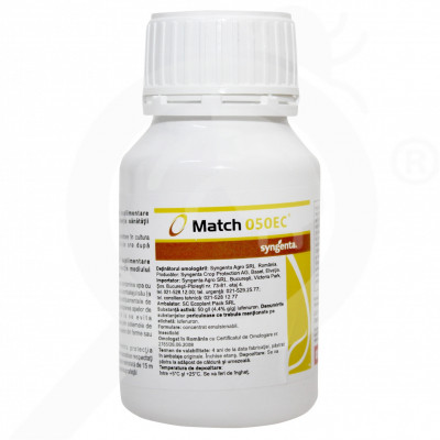 eu syngenta insecticide crop match 050 ec 100 ml - 1