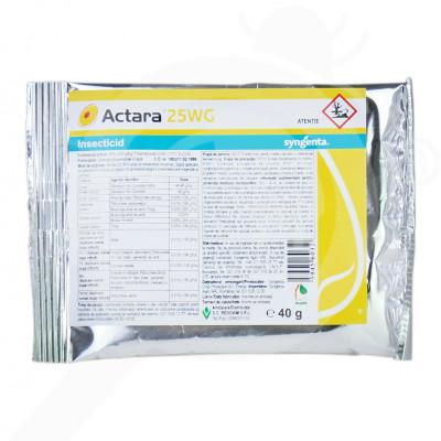 eu syngenta insecticid agro actara 25 wg 40 g - 1
