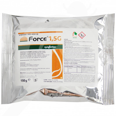 eu syngenta insecticid agro force 1.5 G 150 g - 1