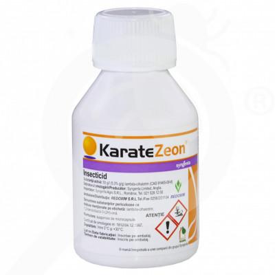 eu syngenta insecticid agro karate zeon 50 cs 20 ml - 1