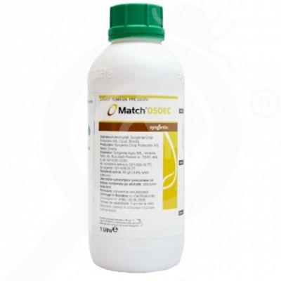 eu syngenta insecticid agro match 050 ec 1 litru - 1