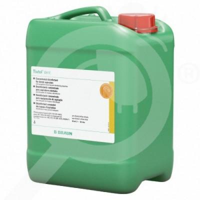 b braun disinfectant tiutol dent 5 litres - 2