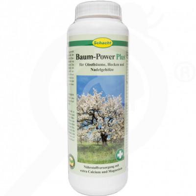 eu schacht fertilizer tree power plus baum 1 kg - 0