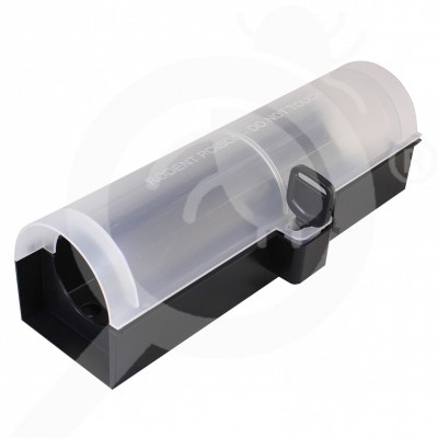 bait station alpha long transparent - 2