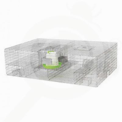 eu bird x trap sparrow trap accessories included 91x61x25 cm - 1