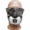 eu jsp valve half mask 3x ffp2v filterspect smoke protection kit - 1, small