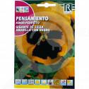 eu rocalba seed pansy amor perfeito de suiza negro 0 5 g - 0, small