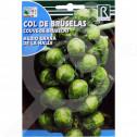 eu rocalba seed brussel sprouts medio enana de la halle 8 g - 0, small