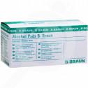 eu b braun disinfectant alcohol pad 100 p - 1, small
