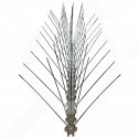 eu repellent bird spikes 100 polix 5 rows - 3, small