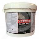 pelgar rodenticide vertox pasta bait 5 kg - 1, small