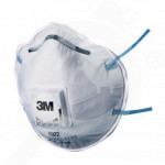 eu 3m safety equipment ffp2 half mask 06922 with valve - 0, small