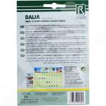 eu rocalba seed dahlia ideal d unwin hibrida enana doble 2 g - 0, small