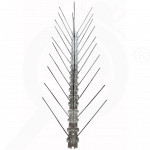 eu repellent bird spikes 60 polix 3 rows - 8, small