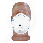 eu 3m safety equipment 8822 semi mask hepa - 0, small