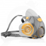 eu milla safety equipment eurmask etna half mask - 1, small