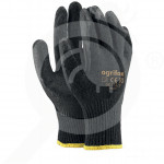ogrifox safety equipment gloves ox dragos latex - 3, small