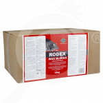 pelgar rodenticide rodex wax blocks 10 kg - 2, small