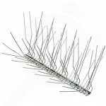 eu nixalite repellent bird spikes s model 1 2 m - 1, small