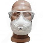 eu jsp valve half mask 3x ffp2v filterspect protection kit - 1, small