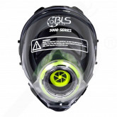 eu bls safety equipment 5150 full face mask - 3, small