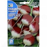 eu rocalba seed radish rojo punta blanca 25 g - 0, small