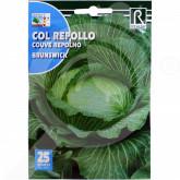 eu rocalba seed cabbage brunswick 25 g - 0, small